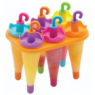 Neon Umbrella Ice Lolly Maker