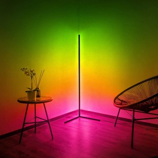 Colour Change Multi Function LED Corner Lamp