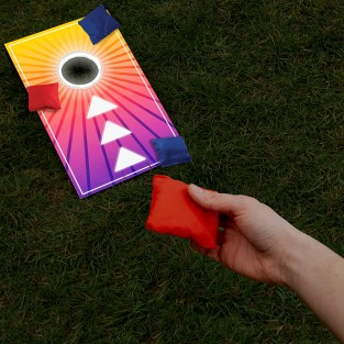 Light Up Bean Bag Toss