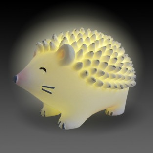 LED Hedgehog Light