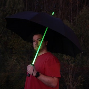 LED Colour Change Umbrella