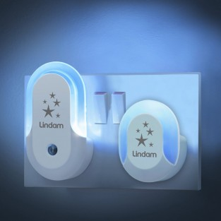 Lindam Nursery Night light Set