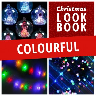 Christmas Look - Colourful