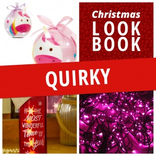 Christmas Look - Quirky