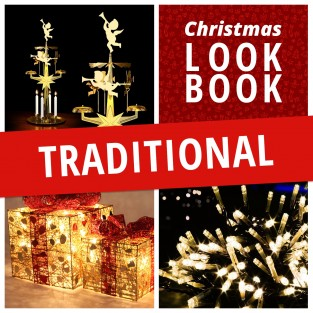 Christmas Look - Traditional