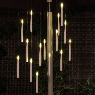 Magic Candle Chandelier