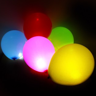 Magic-Glo Balloons