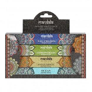Mandala Incense Stick Gift Set