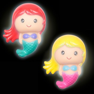 Mermaid Bath Light