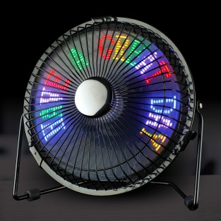 Programmable Message Fan