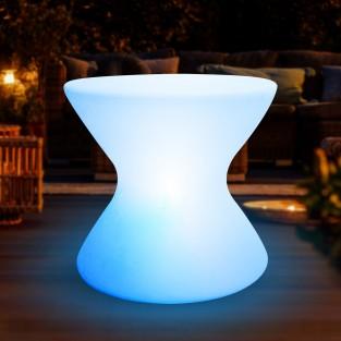 Curved LED Mood Seat