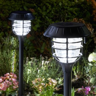 Nova Bluetooth Solar Stake Light
