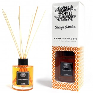 Orange & Melon Reed Diffuser 120ml