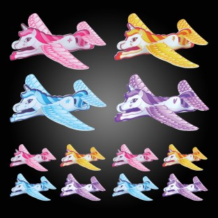 Unicorn Gliders (12 pack)