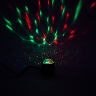 Pocket Disco Party Light
