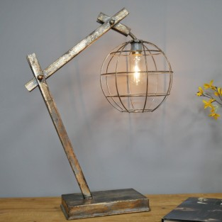 Battery Operated Poise Table Lamp (5738)