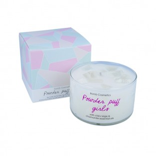 Powder Puff Girls Jelly Candle