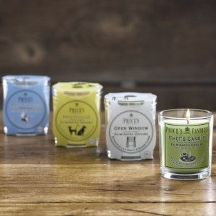 Price's Fresh Air Odour Neutralising Candles