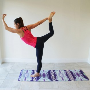 Pro Printed Himalaya Yoga Mat