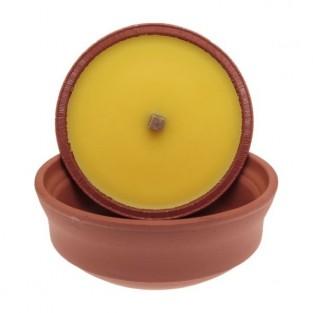 Citronella Terracotta Firepot & Refills