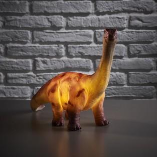 Retro Brontosaurus Lamp