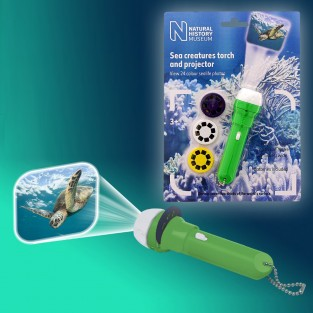Sea Creatures Torch & Projector