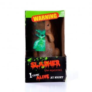 Solar Zombie Slasher Squirrel