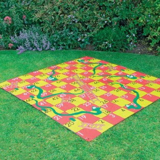 Snakes & Ladders and Tangled Multi Game Set