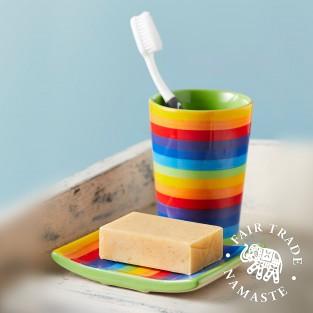 Rainbow Ceramics Bathroom