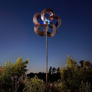 Solar Aries Wind Spinner
