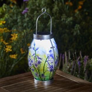 Solar Bluebell Lantern