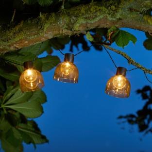 Solar Boule Fairy Lights
