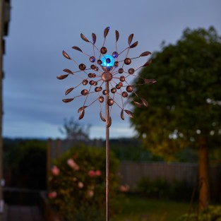 Solar Breeze Wind Spinner