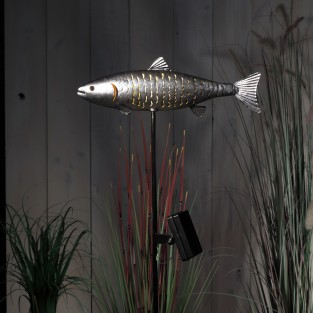 Solar Trout Stake Light