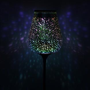 Solar Droplet Stargazer Stake Light