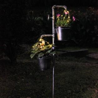 Solar Garden Tap Light