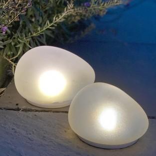 Solar Glass Stone