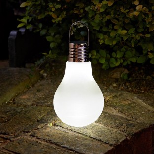 Solar Eureka Omega Bulb Lantern