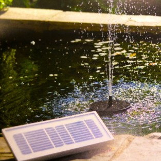 Solar Sunjet 500 Water Pump