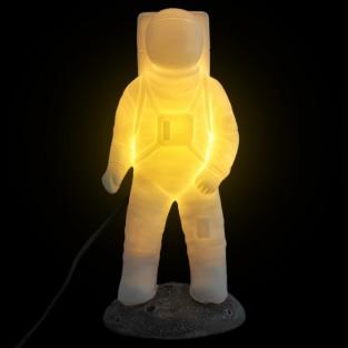 Spaceman Lamp