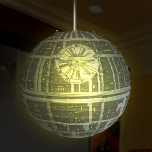 Star Wars Death Star Lightshade