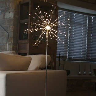 50cm Starburst Floor Lamp
