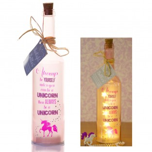 Starlight Bottle Unicorn