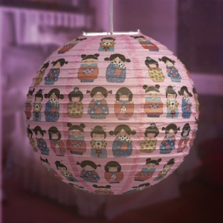 Suki Japanese Paper Lantern