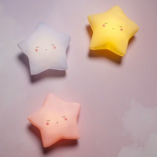 Star 'Tap Tap' Wall & Night Light