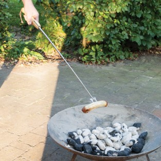 Telescopic BBQ Fork