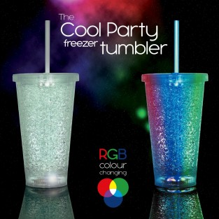 Cool Party Freezer Tumbler