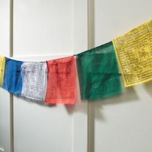 Authentic Tibetan Prayer Flags
