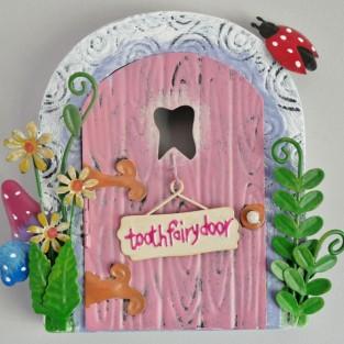 Tooth Fairy Door (6091)
