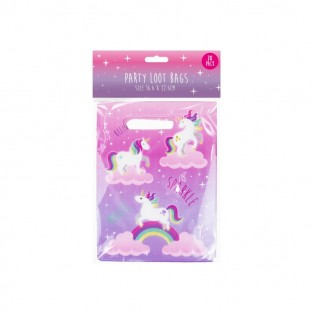 Unicorn Party Loot Bags x 20